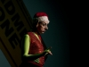 Benjamin Louche as Benny The Elf Of Truth.  ©The Sofa Portraits Co.