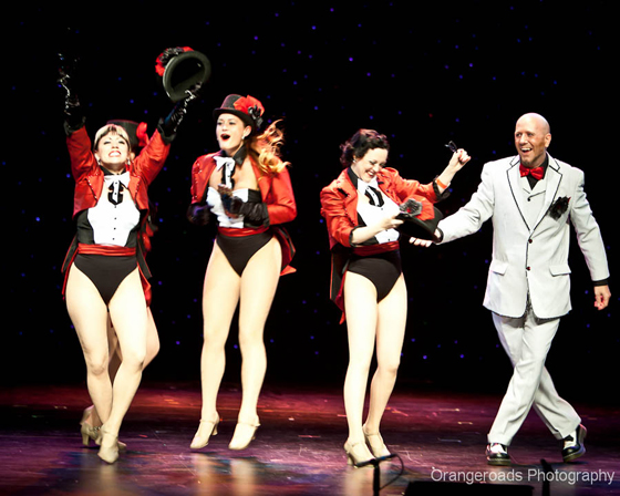 Best Group Peek-A-Boo Revue ©OrangeRoads Photography