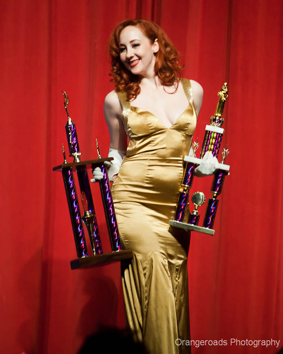 Best Debut and Most Classic: Ruby Joule  ©OrangeRoads Photography