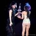 Most Innovative: Koko La Douce  receives her trophy... ©OrangeRoads Photography