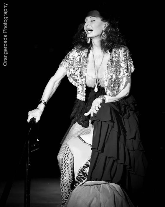 "Alexandra the Great 48"" and Tigger!  ©OrangeRoads Photography"