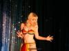 Goldie Candela at the Colorado Burlesque Festival.  ©Broken Glass Photography