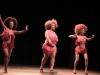 Foxy Tann and the Wham Bam Thank You Ma\'ams at the Colorado Burlesque Festival.  ©Broken Glass Photography