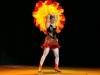 Iva Handfull at the Colorado Burlesque Festival.  ©Broken Glass Photography
