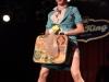 Peggy de Lune at the New York Burlesque Festival 2013.  ©Don Spiro