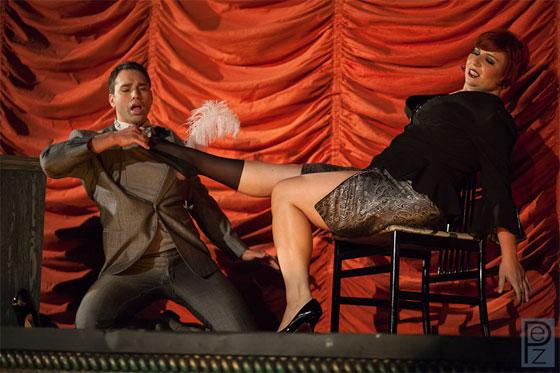 Frenchie Kiss and Jett Adore.  ©PEZ Photo
