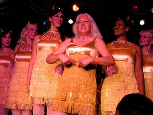Viva la Fever and the Devilettes. ©Holli-Mae Johnson