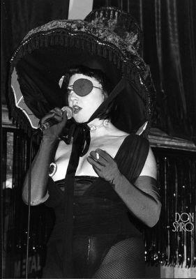 Miss Astrid, TOR 2001. ©Don Spiro