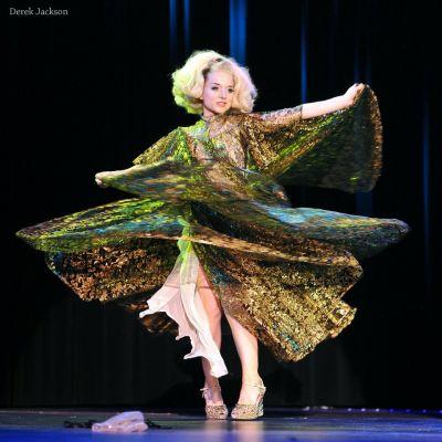 Inga Ingenue (Miss VLV 2011)   ©Derek Jackson