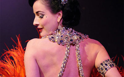 Dita in Paris…