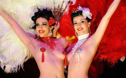 Berlin Burlesque at Black Flamingo!