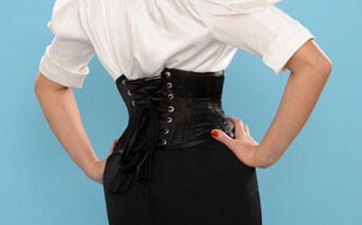 A Guide to Corsets, from What Katie Did