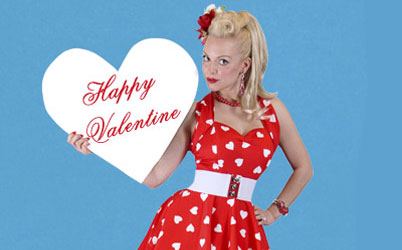21CB Fashion: Va Va Valentines!