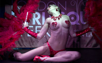 London Burlesque Week 2010: VIP Closing Night