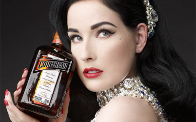 EXCLUSIVE: Dita and Friends get Cointreauversial in New Orleans…