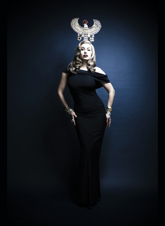 Immodesty Blaize.  ©Simon Emmett.  Please ask permission before using this image.