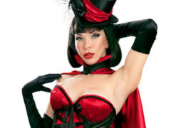 The Lady is a Vamp: Halloween Fashion