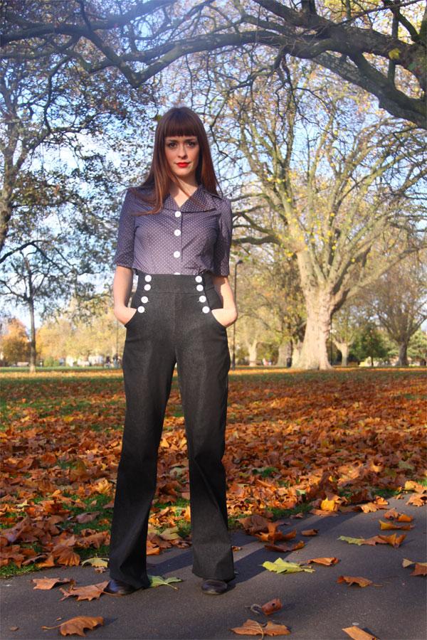 0ecafc38a3d Autumnal Elegance from Tara Starlet... ⋆ 21st Century Burlesque ...