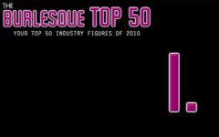 The Burlesque TOP 50 - No. 1