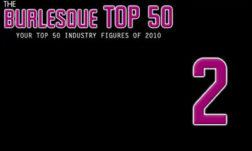 The Burlesque TOP 50 2010: No. 2
