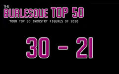The Burlesque Top 50: 30 - 21
