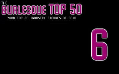 The Burlesque TOP 50 2010@ No. 6