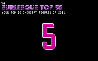 The Burlesque TOP 50 2011: 5