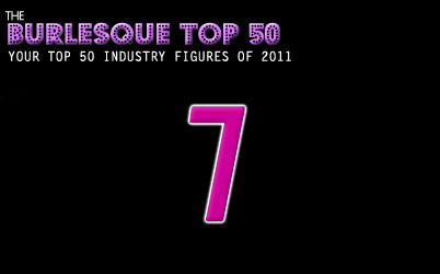 The Burlesque TOP 50 2011: 7