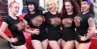 On the Road with Dangerous Curves Ahead!: Meet the Troupe…