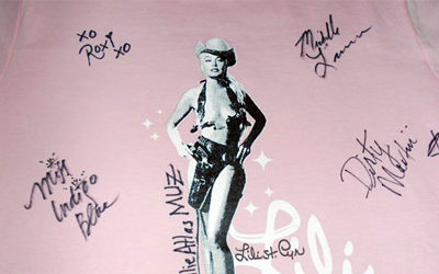 21CB Burlesque Hall of Fame Fundraising Auction