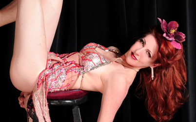 BHoF 2012 – The Road to Reigning Queen: Burgundy Brixx [7/11]