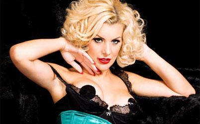 BHoF 2012 – The Road to Reigning Queen: Scarlett James [9/11]