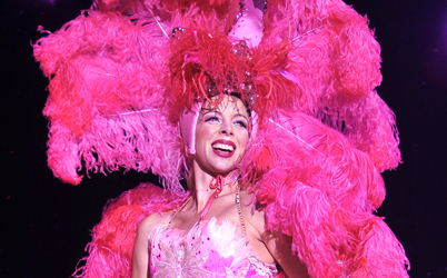 WINNERS INTERVIEW: Imogen Kelly, Reigning Queen of Burlesque, 2012.