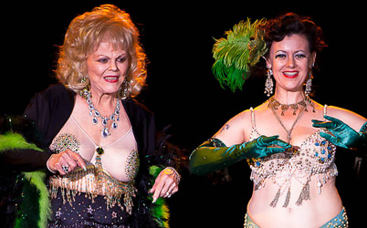 Penny Starr Jr: Burlesque Legends – Compare and Contrast Stripping from Mid-century to Today.