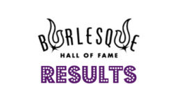RESULTS BHoF 2012 Tournament of Tease