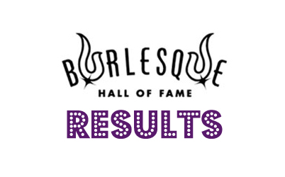 *** RESULTS ***  BHoF 2012 Tournament of Tease