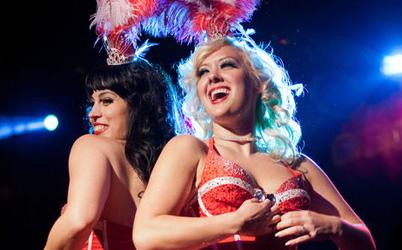 Ginger Valentine: Stripper's Holiday 2012
