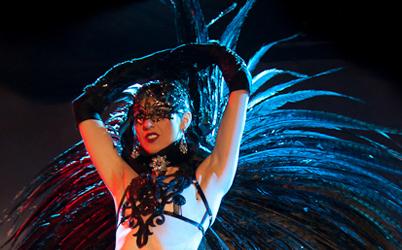 Miss La Vida's Perth Burlesque Festival Diary