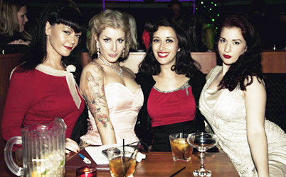Miss La Vida's Australian Burlesque Festival Diary