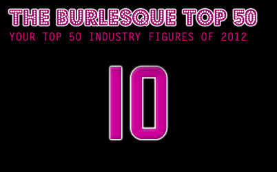 The Burlesque TOP 50 2012 No. 10: Anna Fur Laxis