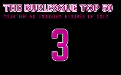 The Burlesque TOP 50 2012: No. 3