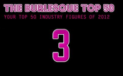 The Burlesque TOP 50 2012 No. 3: Michelle L'amour