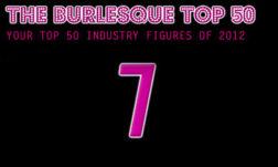 The Burlesque TOP 50 2012: No. 7