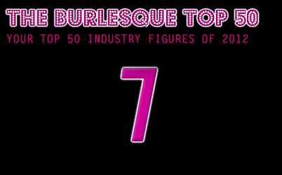 The Burlesque TOP 50 2012 No. 7: Imogen Kelly