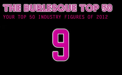 The Burlesque TOP 50 2012 No. 9: Roxi D'lite