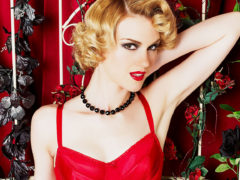 Valentine Glamour from What Katie Did