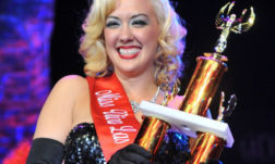 Missy Lisa Crowned Miss Viva Las Vegas 2013