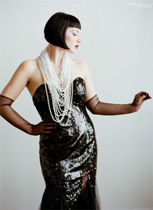 Elektra Cute  ©Emma Freeman  (Burlesque Hall of Fame Weekend 2013)