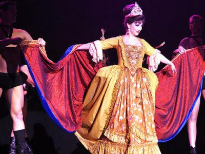 Watch: Miss Indigo Blue's EPIC Step-Down number at BHoF 2012