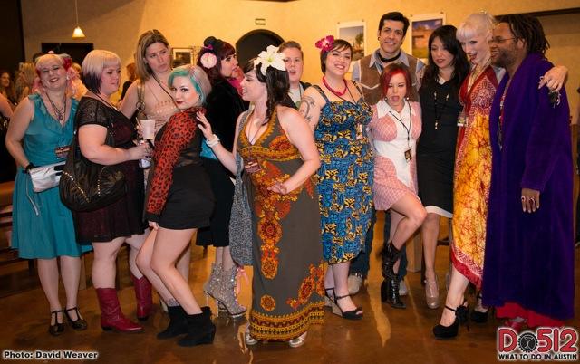 Thursday at the Texas Burlesque Festival.  ©David Weaver